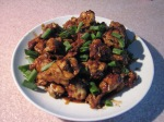Citrus Soy Chicken Wings