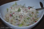 Cilantro Lime Slaw