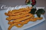 Crispy Cheese Straws