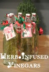 Herb Infused Vinegar