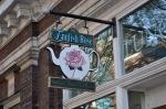 The English Rose Tea Room; Chattanooga, Tennessee
