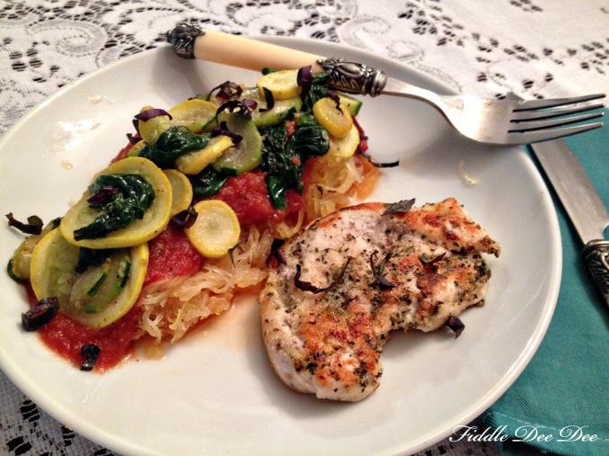 Italian done healthy