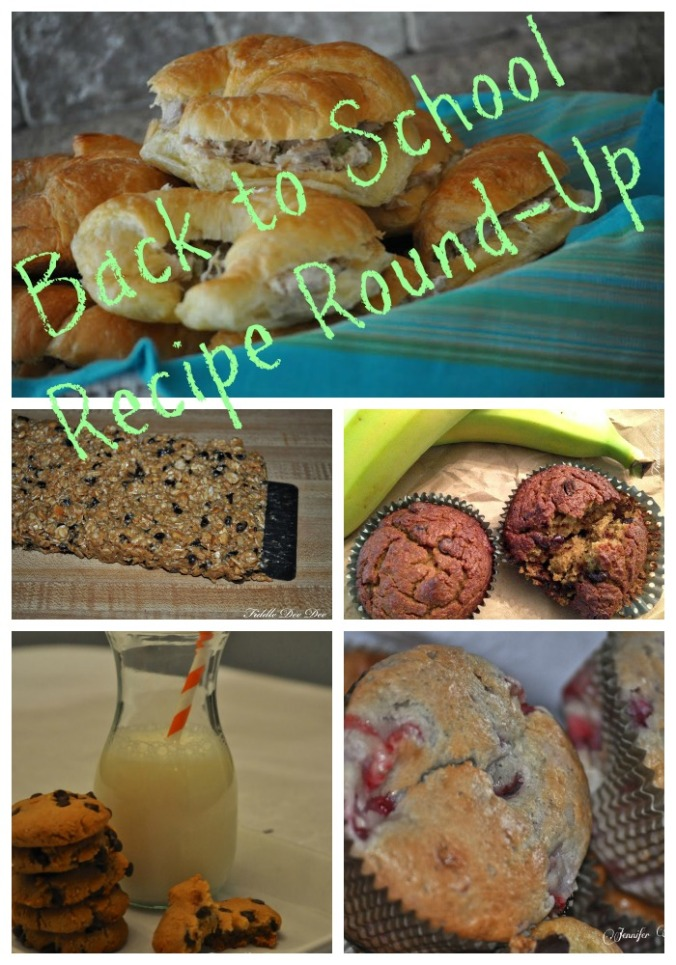 Back-To-School recipe round-up