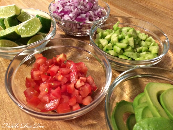 Our favorite toppings for taco salad