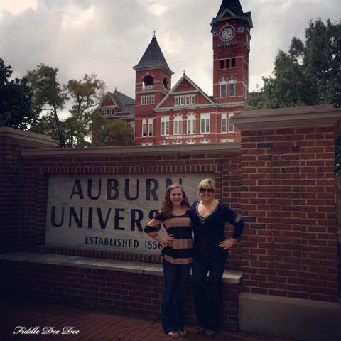 Samford Hall at Auburn University