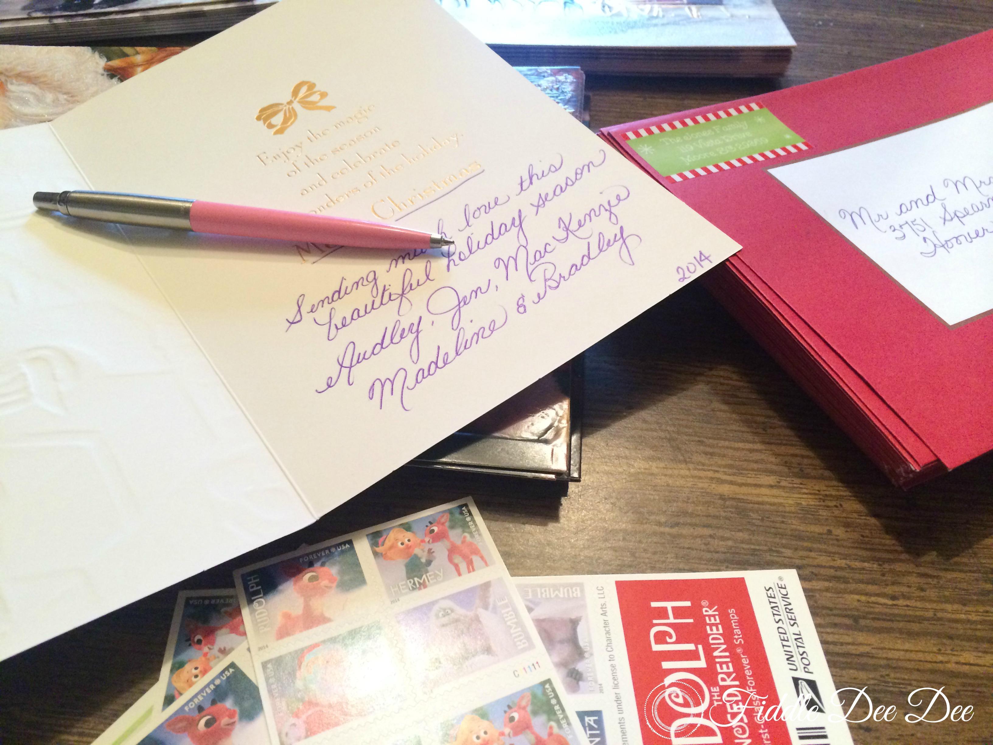 Handwrittencards
