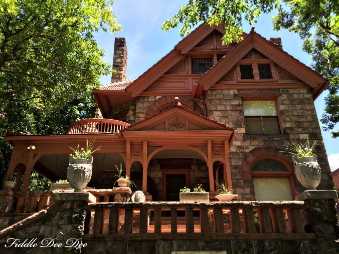 The simple Victorian that was the home of JJ and Molly Brown