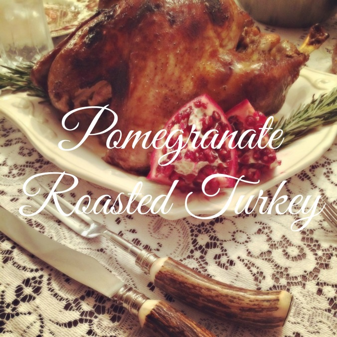 Pomegranate Roasted Turkey2