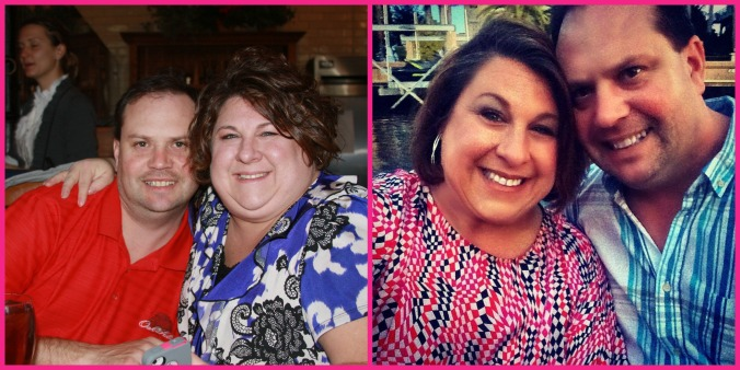 This is how I've changed in the last couple of years; it is time to continue my journey. When I have my physical in June I want the nurse to tell me I am no longer in the obese catagory when she calculates my BMI.