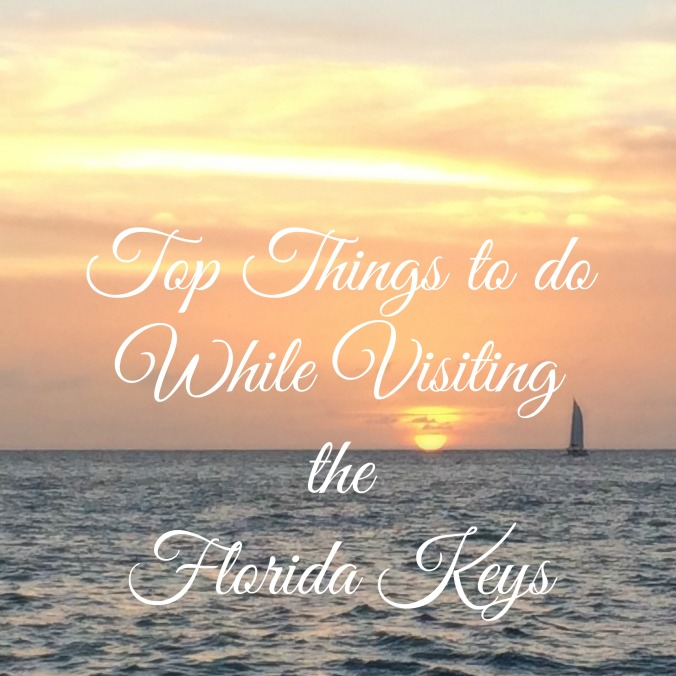 Top Things to do While Visiting the Florida Keys