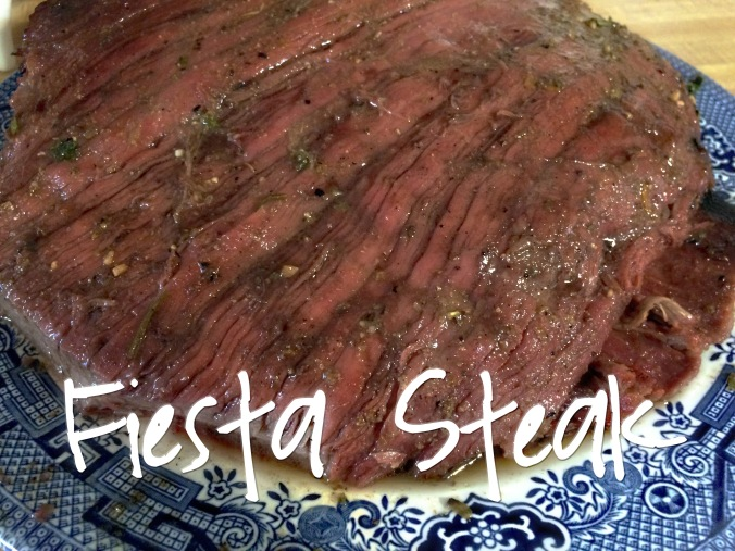Fiesta Steak