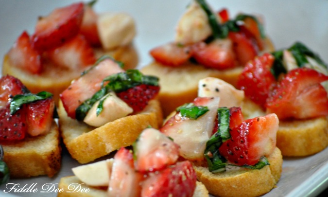Strawberry Caprese Salad3