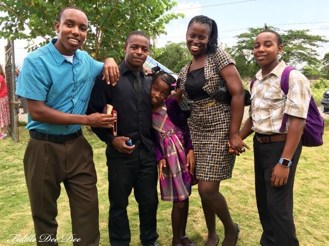 Preachers family