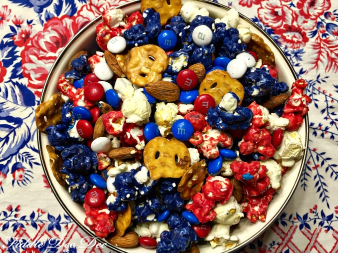 red white & blue snack3