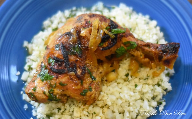 Saffron-Braised-Chicken:ohfiddledeedee