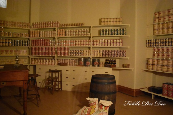 Biltmore-Estate-Pantry | Fiddle Dee Dee