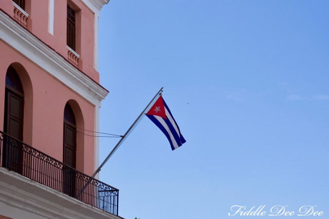 Cuban Flag | Fiddle Dee Dee