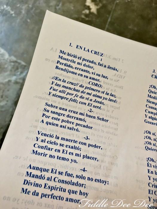 Spanish-Sunday-Singing | ohfiddledeedee.com