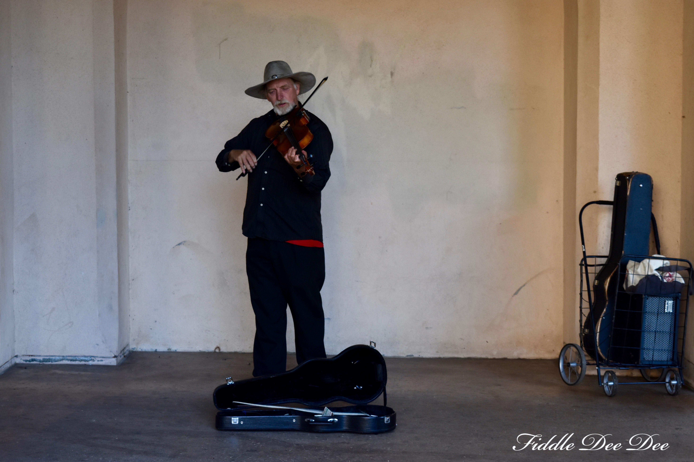 Balboa-Park-Musician | ohfiddledeedee.com