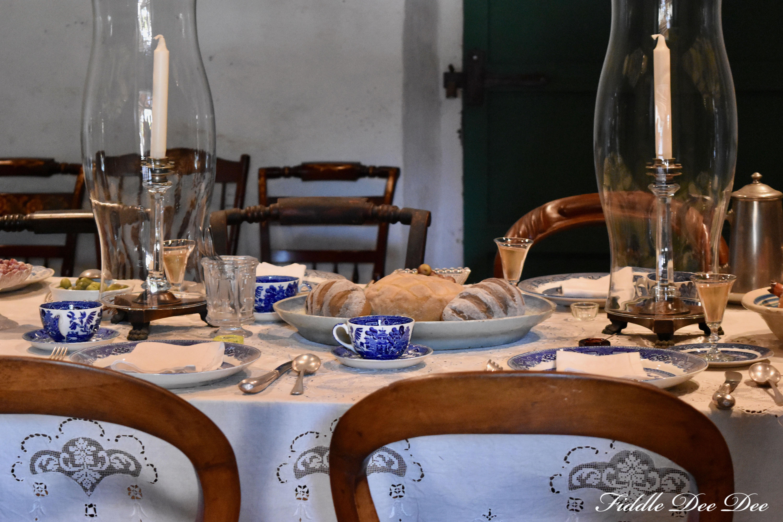 Casa-Tablesetting