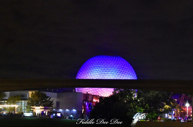 Epcot-Night