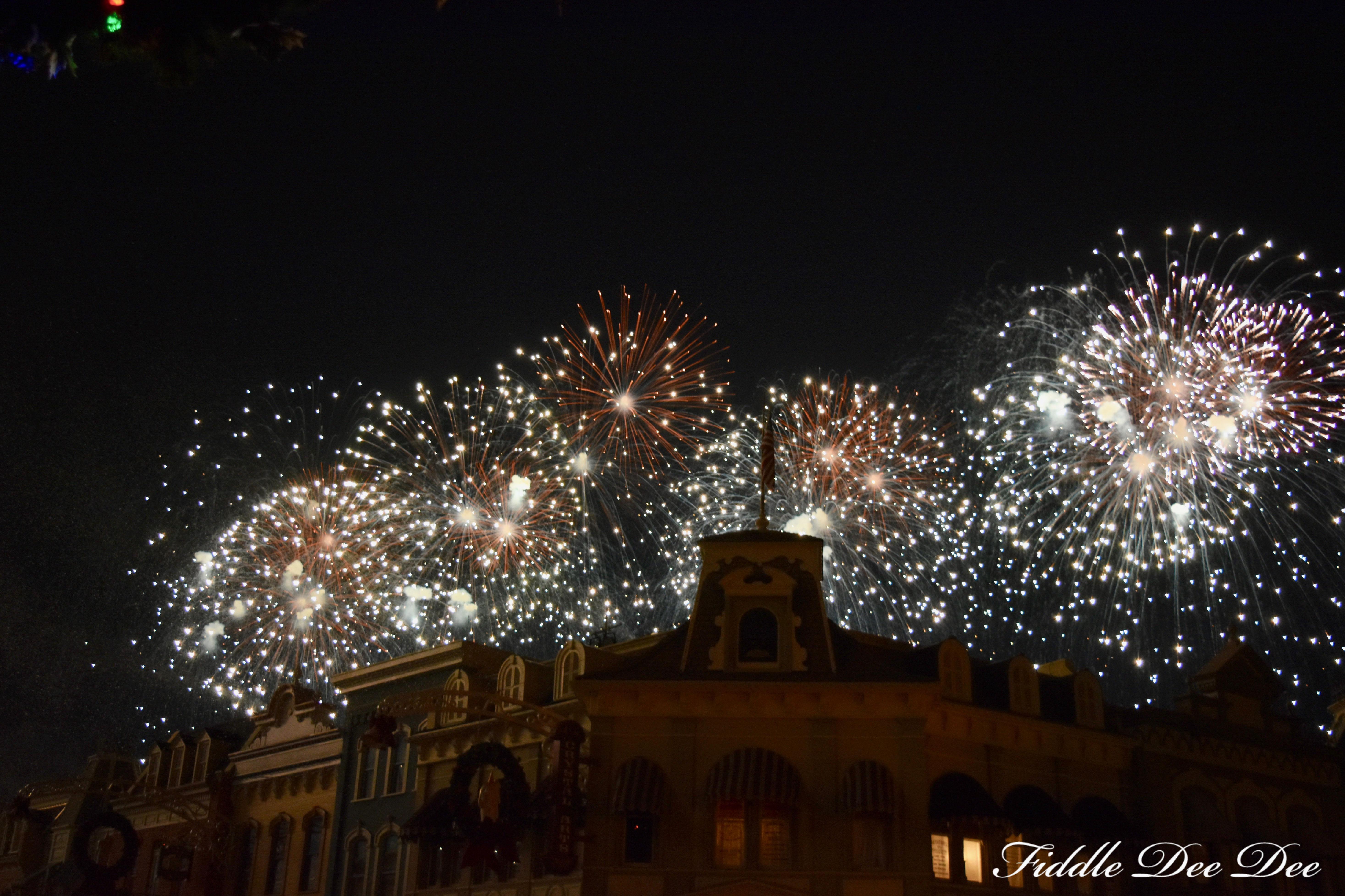 Disney-Fireworks | FIddle Dee Dee
