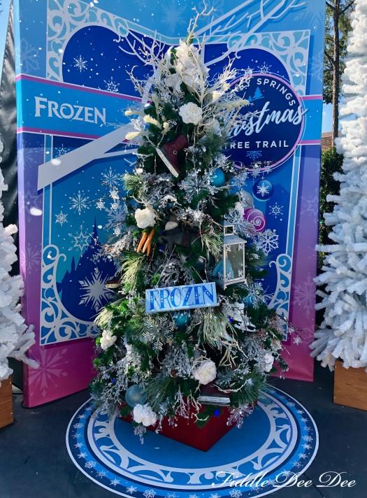 Frozen-Tree | ohfiddledeedee.com
