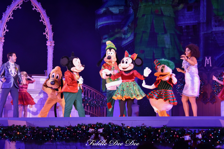 Mickey's-Christmas | Fiddle Dee Dee