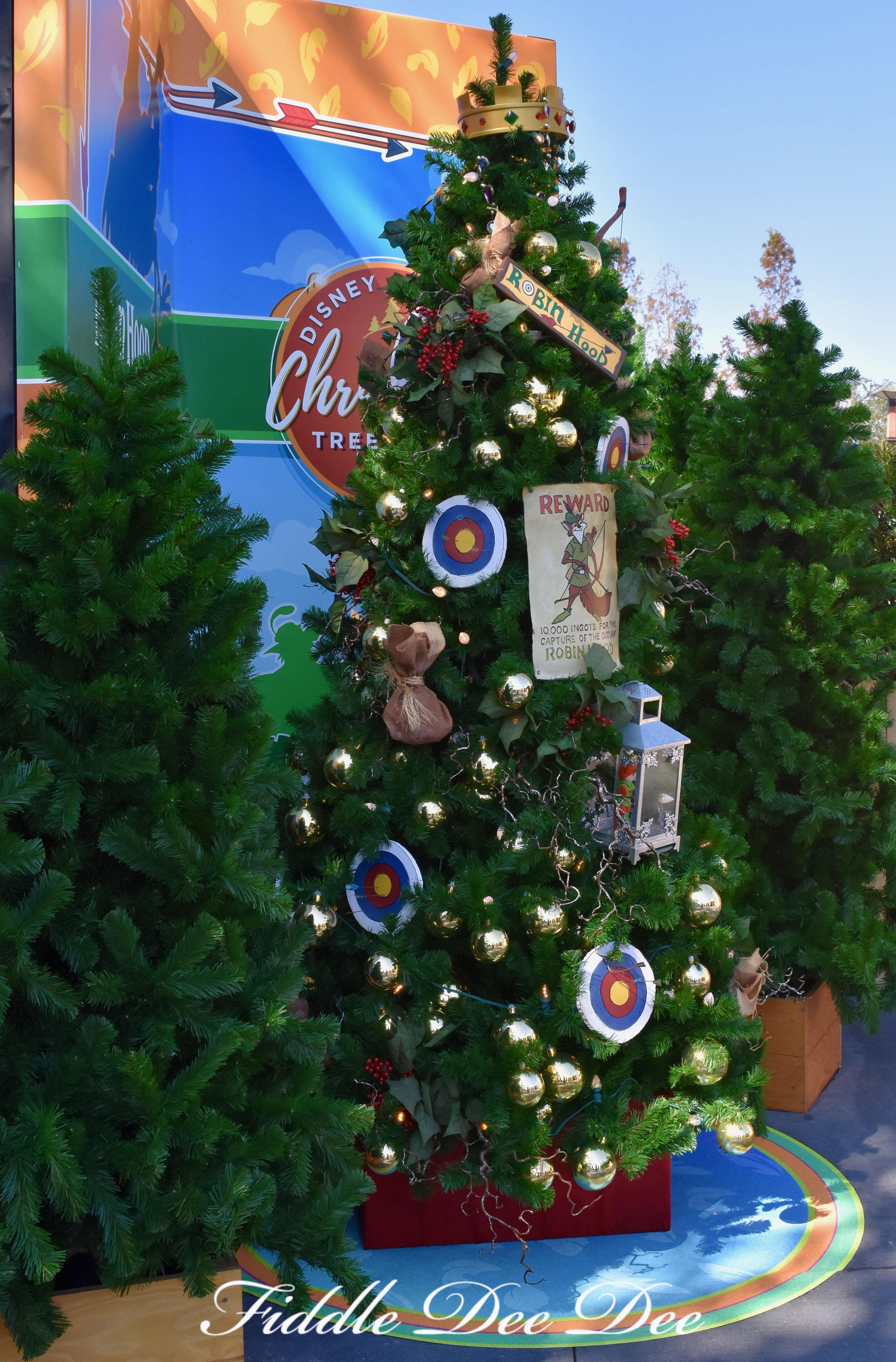 Robin-Hood-Tree | ohfiddledeedee.com