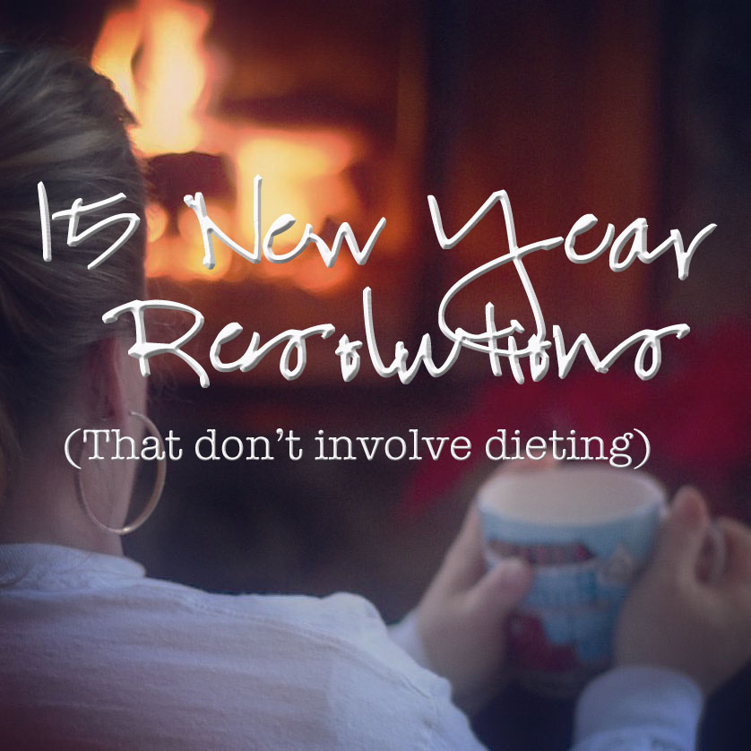 New-year-resolutions