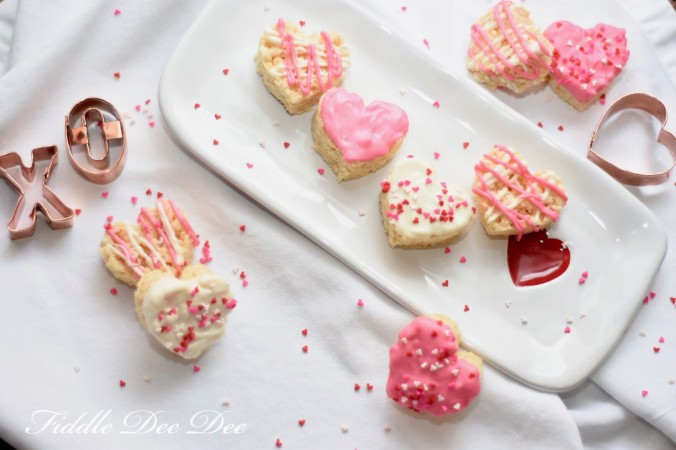 Valentines-Krispies-Treats | Fiddle Dee Dee