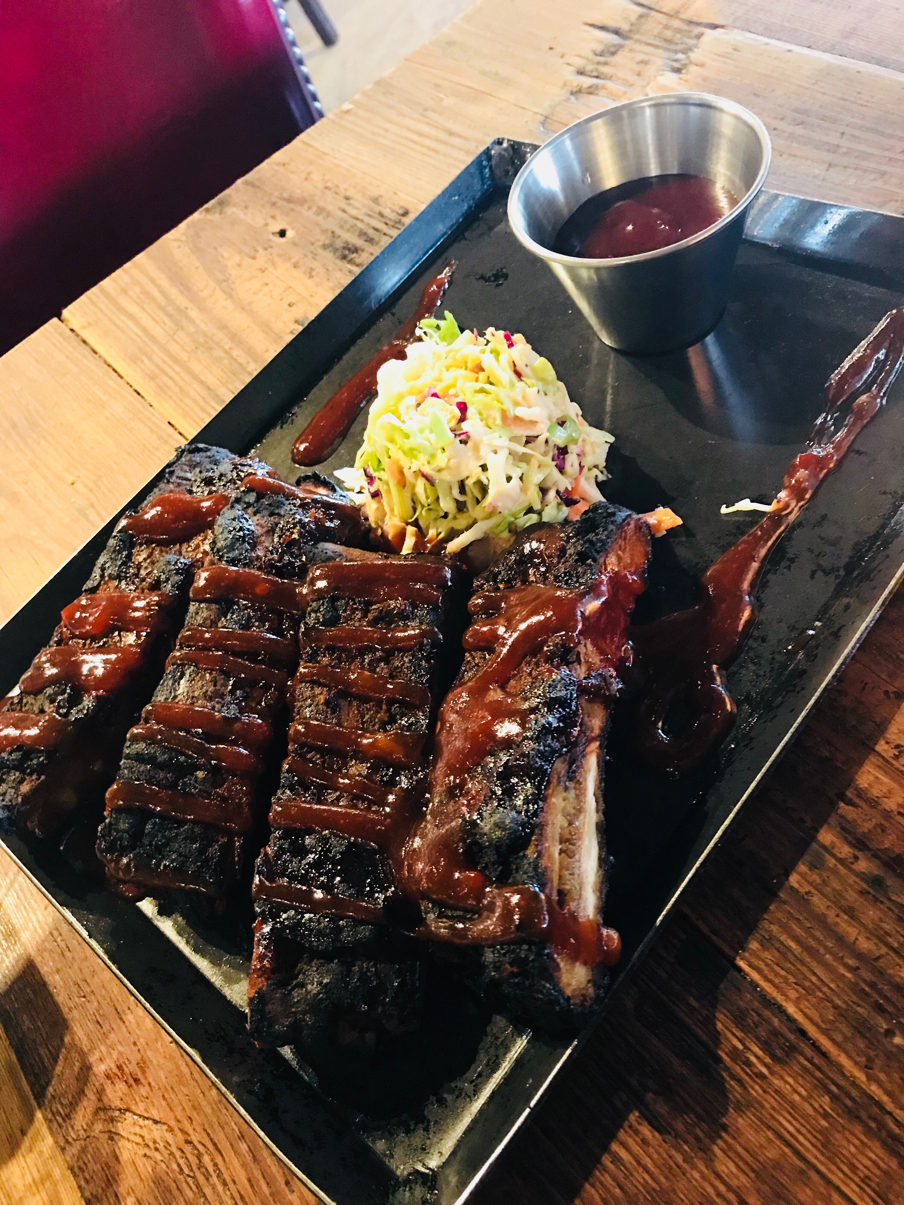 Uncle Jack's Meat House Smoked Pork Spare Ribs