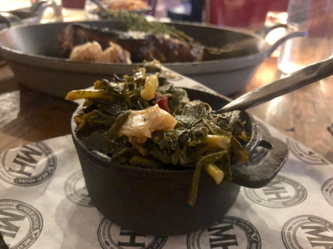 Uncle Jack's Meat House Collard Greens