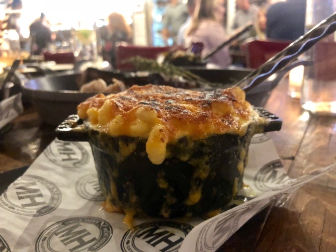 Uncle Jack's Meat House five Cheese Mac and Cheese