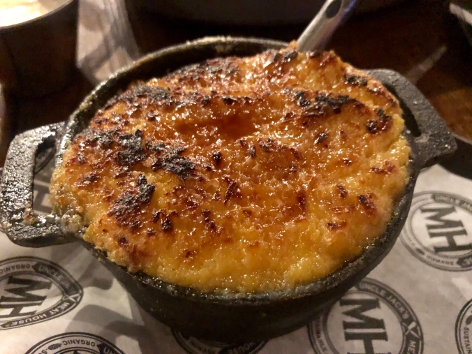 Uncle Jack's Meat House CornGasm Brûlée