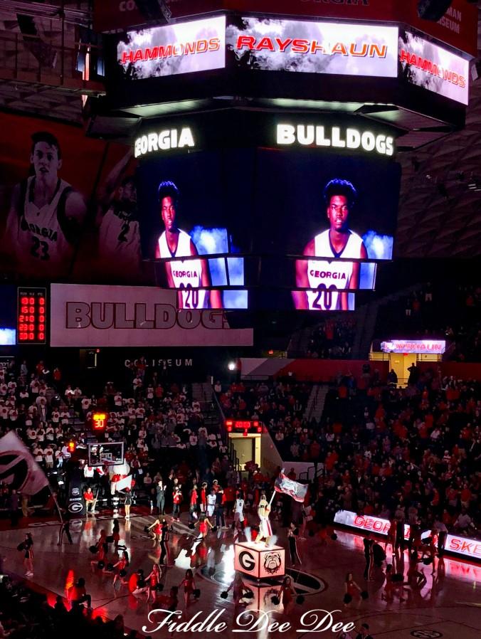 UGA-Basketball | Fiddle Dee Dee