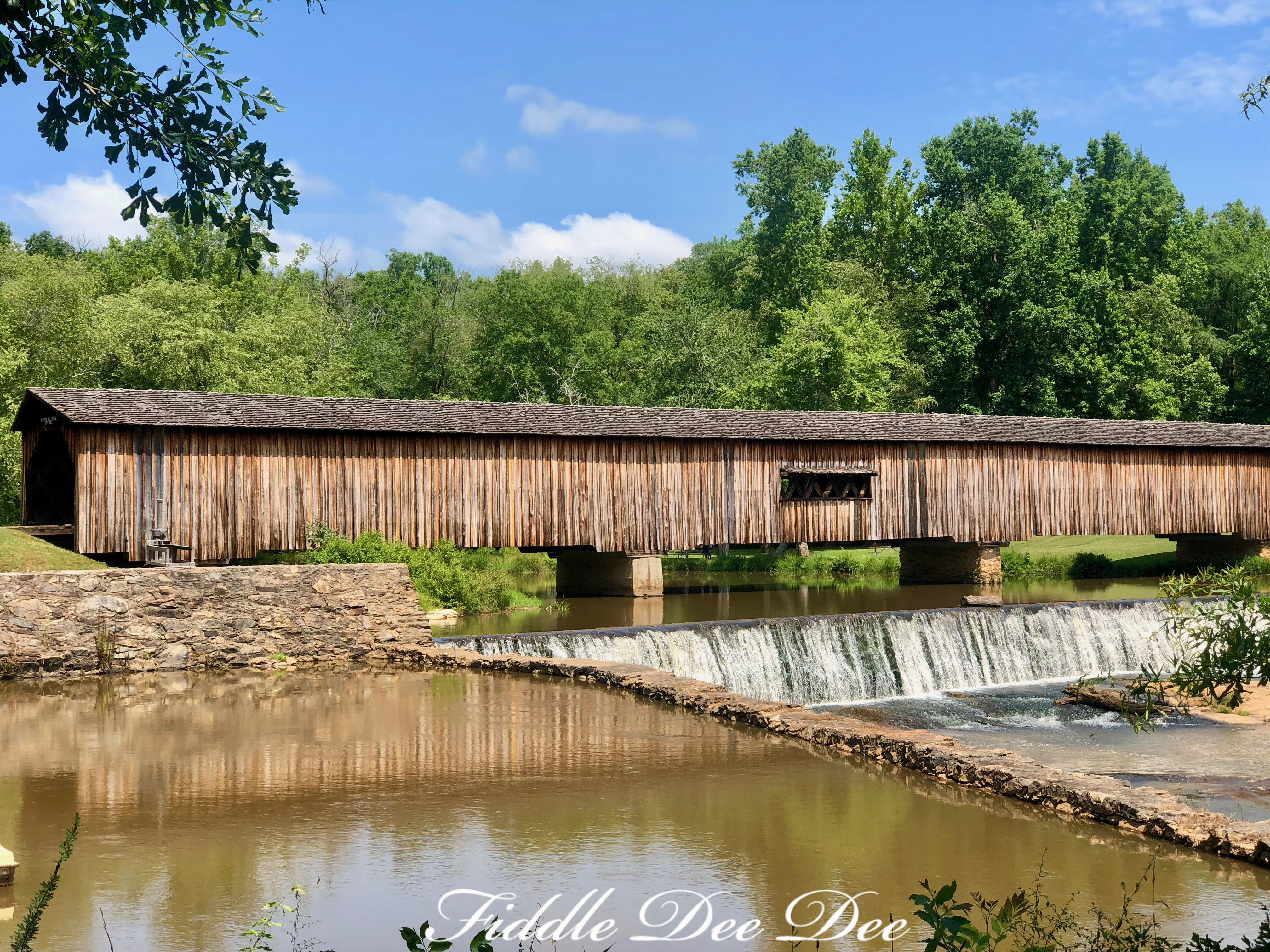 Watson-Mill-Bridge-Falls