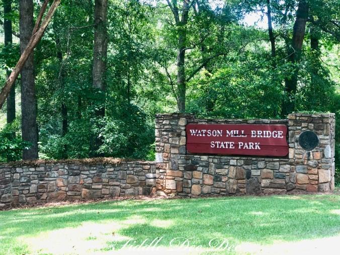 Watson-Mill-Bridge-State-Park-Entrance