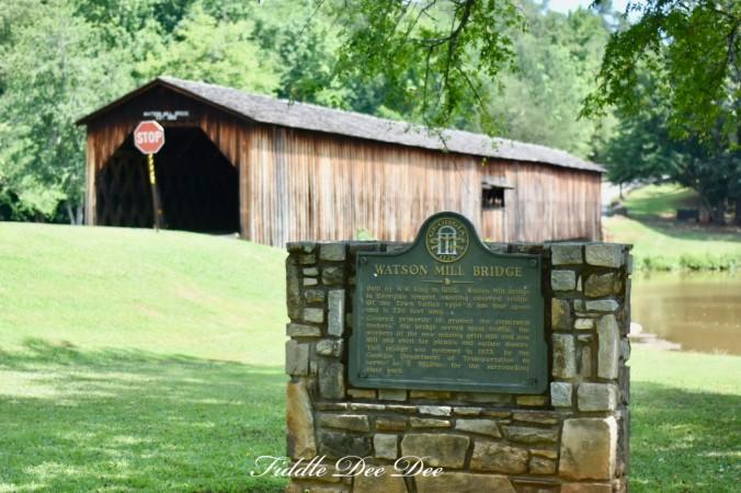 Watson-Mill-Bridge-State-Park-Historic-Marker