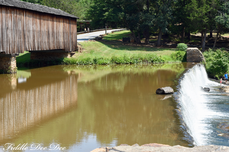 Watson-Mill-Falls