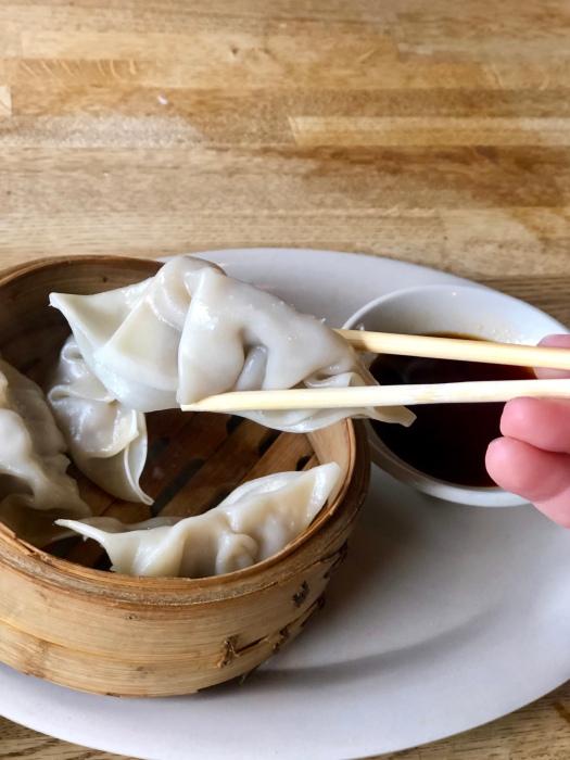 Doc Chey's Shanghai Dumplings / FIddle Dee Dee