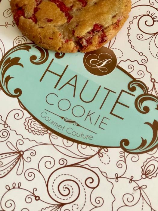 A Haute Cookie