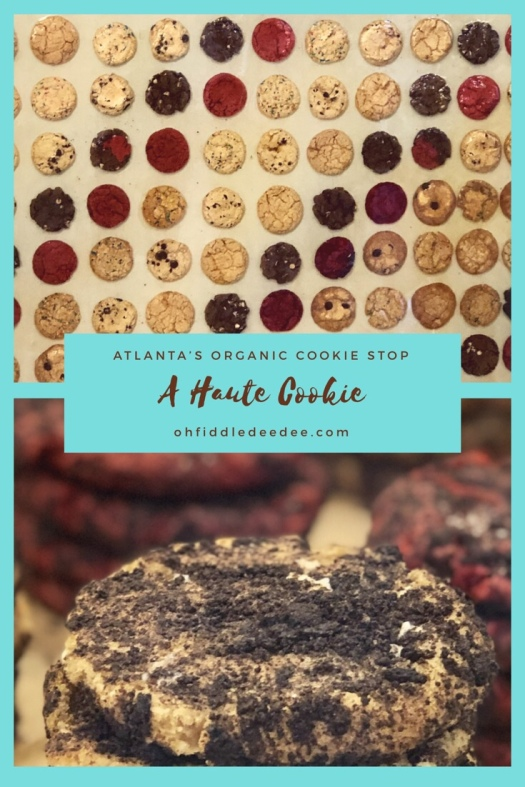 A Haute Cookie Luxury Cookie Boutique / Oh Fiddle Dee Dee