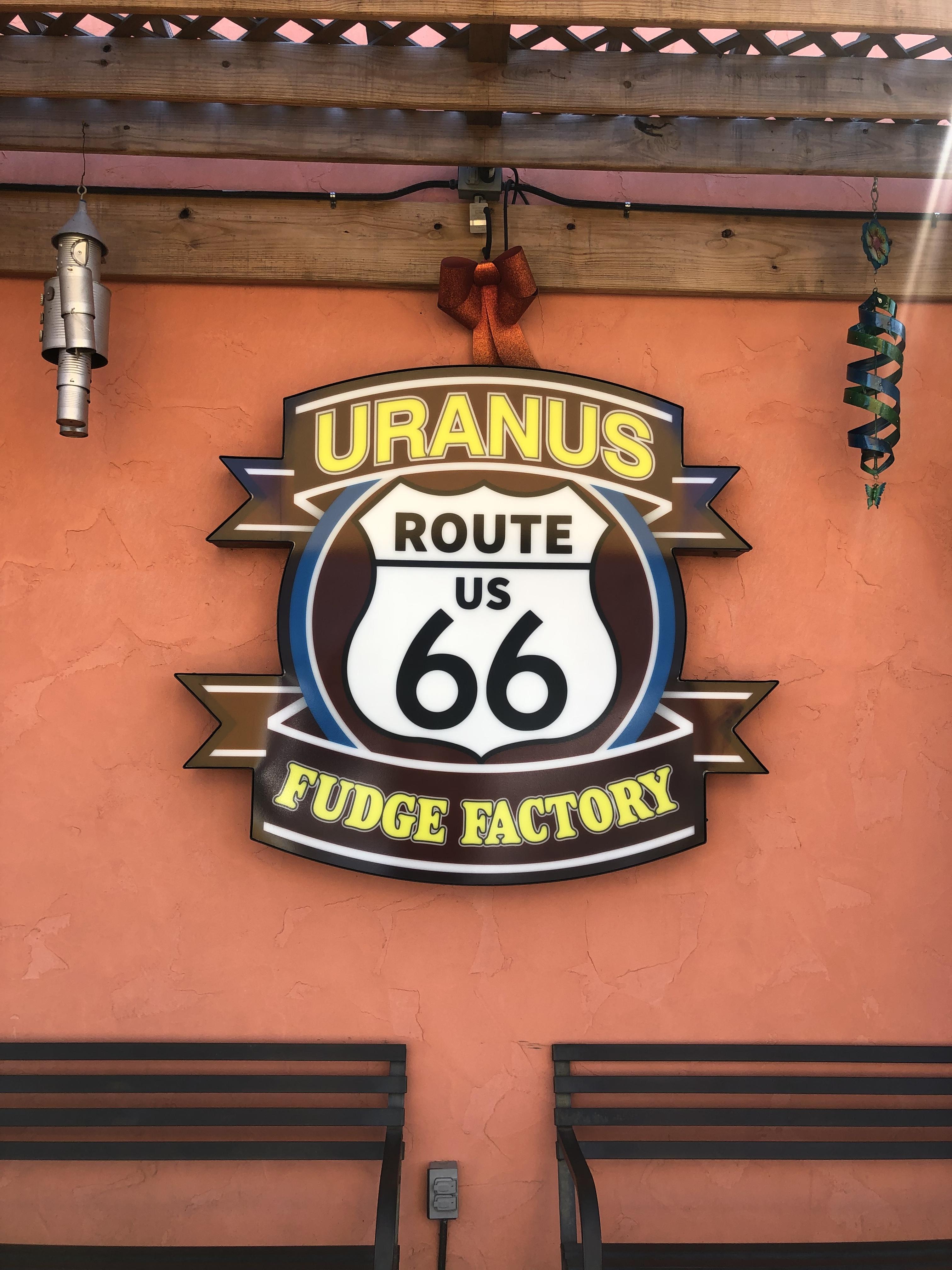 Uranus Fudge Factory / Oh Fiddle Dee Dee