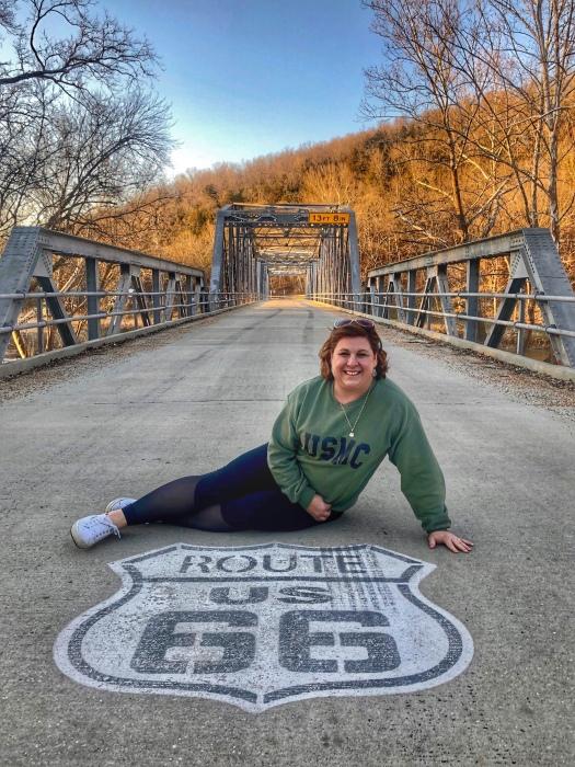 Route 66 Devil's Elbow / Oh Fiddle Dee Dee