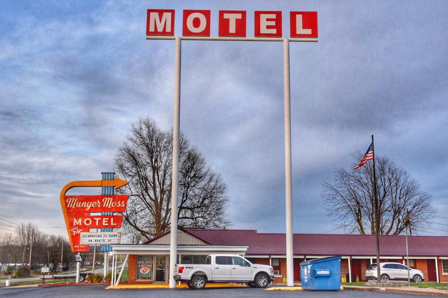 Munger Moss Motel / oh Fiddle Dee Dee