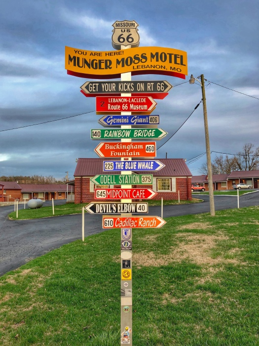What to See Route 66 Missouri / Oh FIddle Dee Dee