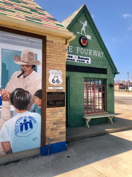 The Fourway Cuba Missouri / Oh Fiddle Dee Dee