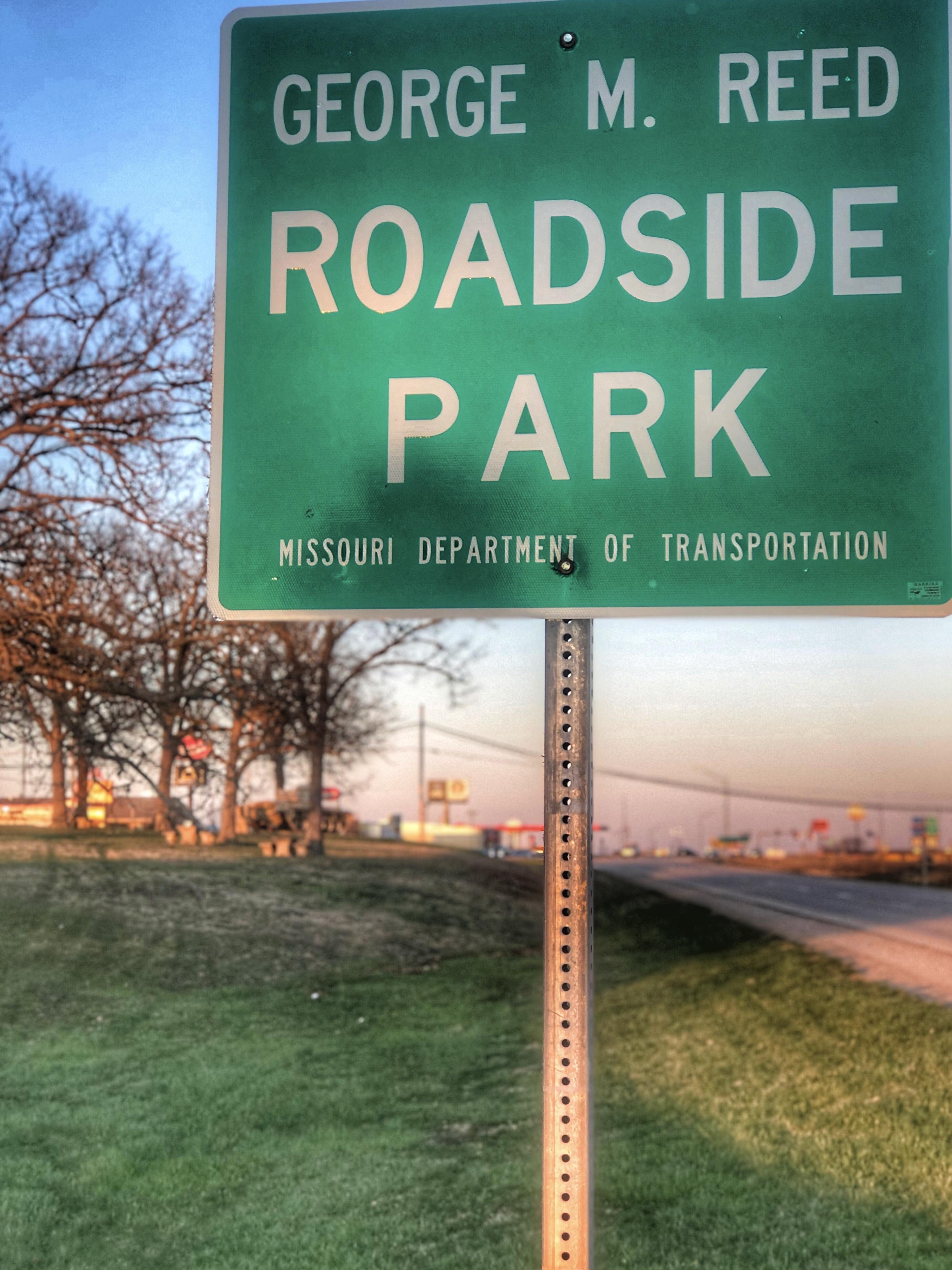 George M Reed Roadside Park / Oh Fiddle Dee Dee