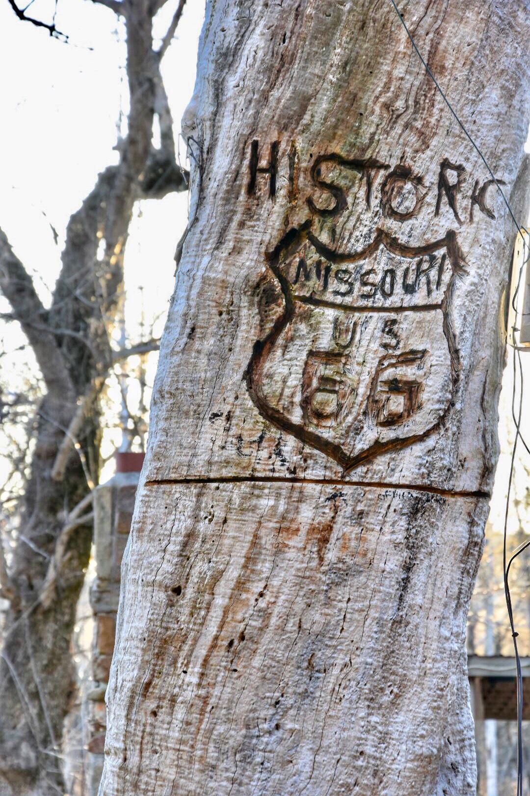Missouri Route 66 / Oh Fiddle Dee Dee